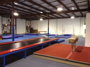 About Us - Corkscrew Gym Image